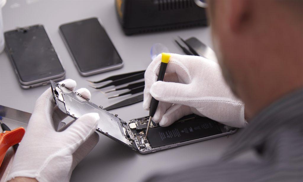 Servicio técnico iPhone - Reparaciones